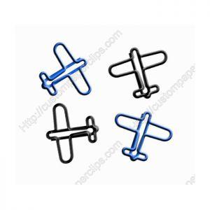 Airplane,Vehicle Paper Clips | Personalized Gifts (1 dozen/lot,Mini qty:250 dozen)