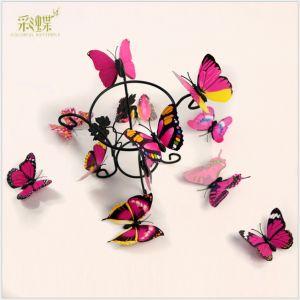 12cm Artificial Simulation Butterflies | 3D Butterflies Decals for rooms, walls & background