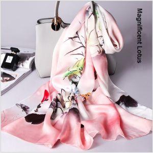 womens silk scarves, custom printed scarves