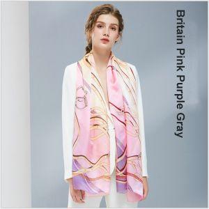 women silk scarf shawls, custom printed silk scarves
