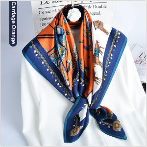 womens silk scarves, custom printed silk scarves