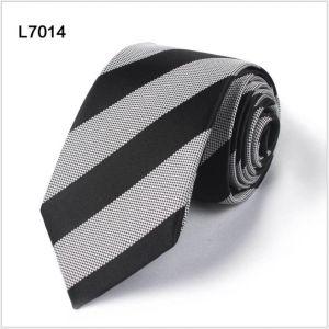 stripe polyester ties, custom neckties