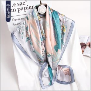 Womens Silk Scarves | Square Silk Scarves for Women
