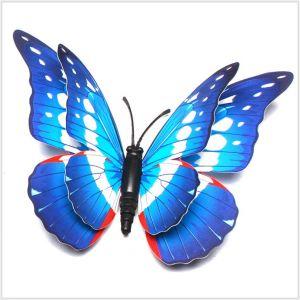 3D Luminous Artificial Butterflies | Creative Home Décor for Walls