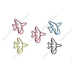 Airplane Paper Clips | Aircraft, Vehicle (1 dozen/lot)