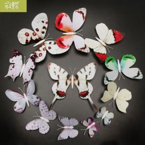 butterfly 3d wall decals, 3d butterflies wall decals