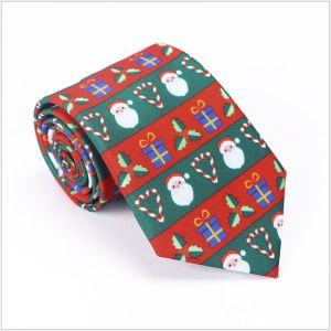 Custom Printed Neckties | Printed Polyester Neckties
