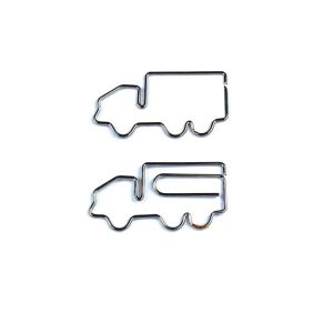 Lorry Paper Clips | Truck Paper Clips | Vehicle (1 dozen/lot)