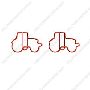 Tractor Paper Clips | Vehicle Paper Clips (1 dozen/lot)