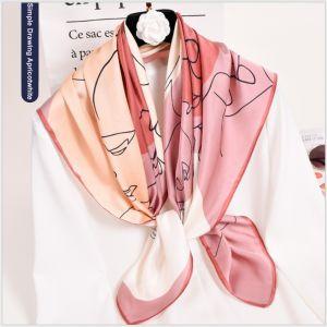 large square silk scarves, custom silk scarves