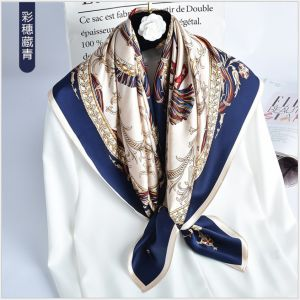 womens silk scarves, square silk scarves for women