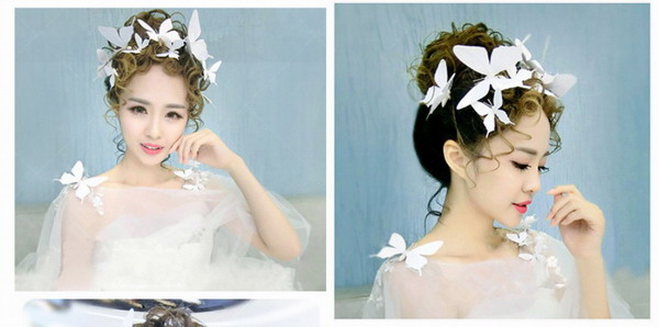 3d butterfly stickers for wedding decoration