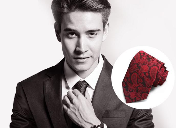custom-made neckties